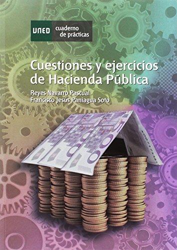 9788436266948: Cuestiones y ejercicios de hacienda pública (CUADERNO DE PRÁCTICAS)