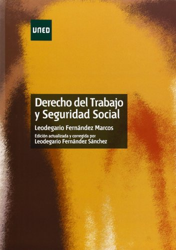 9788436266979: Derecho del trabajo y seguridad social (UNIDAD DID�CTICA)