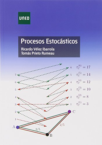 Procesos estocásticos: VÉLEZ IBARROLA, Ricardo/
