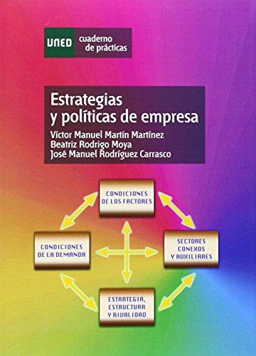9788436267259: Estrategias y políticas de empresa (CUADERNO DE PRÁCTICAS)
