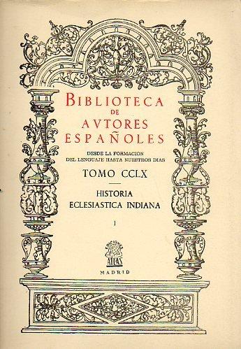 9788436304664: Historia Eclesiastica Indiana
