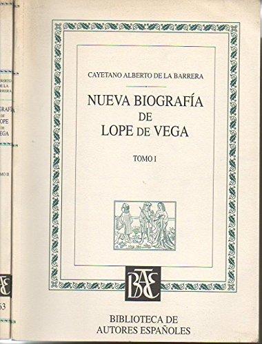 9788436304701: NUEVA BIOGRAFIA DE LOPE DE VEGA.