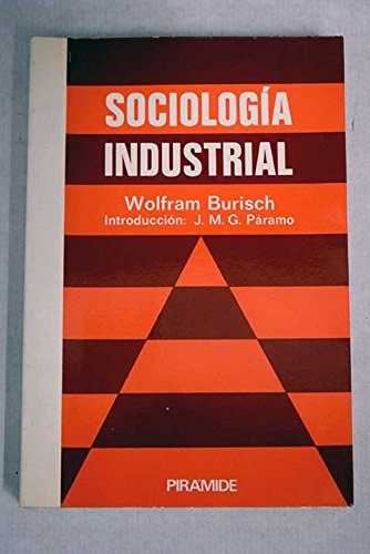 9788436800395: Sociologia industrial