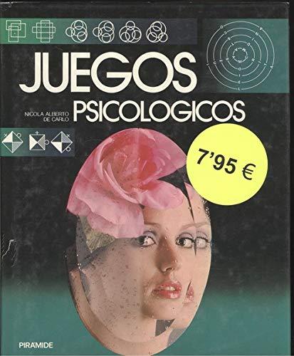 9788436802726: Juegos psicologicos