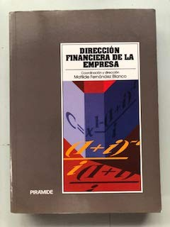 9788436805970: Direccion financiera de la empresa