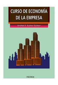 Curso de econom?a de la empresa /: Suarez, Andres S.