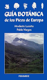 9788436808988: Guía botánica de los picos de Europa / Botanical Guide to the Peaks of Europe (Ciencias Del Hombre Y De La Naturaleza) (Spanish Edition)