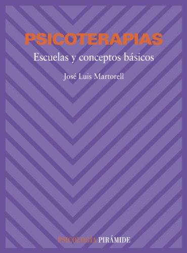 Psicoterapias: Martorell, José Luis