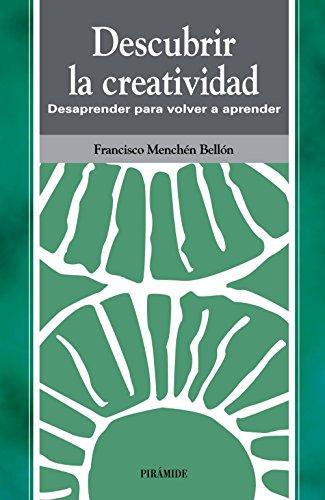 Descubrir la creatividad: MENCHEN BELLON, FRANCISCO