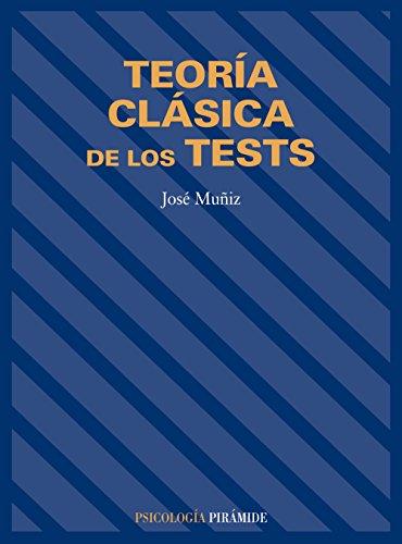 9788436812626: Teoría clásica de los tests (Psicología)