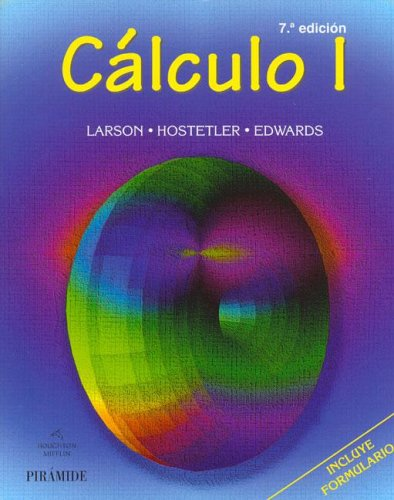 Calculo I (Spanish Edition) (8436817079) by Bruce H. Edwards; Ron Larson