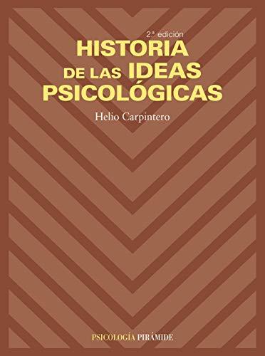 9788436817768: Historia de las ideas psicológicas (Psicología)