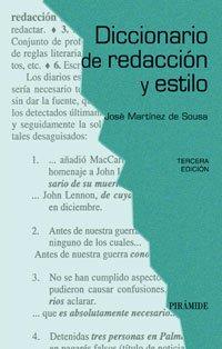 9788436818260: Diccionario de redacción y estilo (Ozalid)