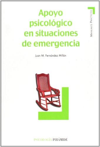 9788436819328: Apoyo psicologico en situaciones de emergencia (COLECCION PSICOLOGIA) (Spanish Edition)