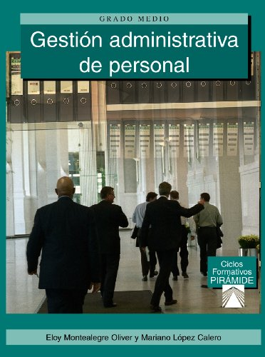 9788436819632: Gestion administrativa de personal/ Administrative Personal Management (Spanish Edition)