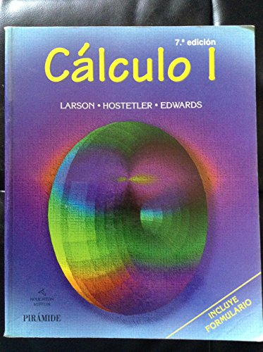 9788436820584: 1: Calculo / Calculus (Spanish Edition)