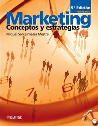 9788436821161: Marketing: Conceptos Y Estrategias (Spanish Edition)