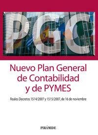 9788436821710: Nuevo plan general de contabilidad y de pymes