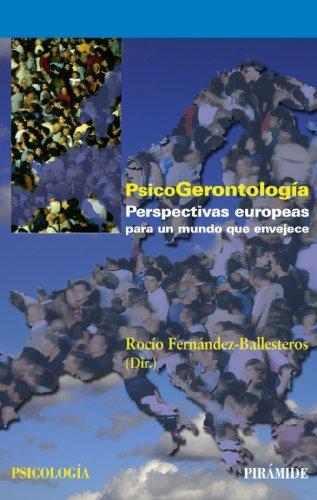 9788436822137: Psicogerontologia / Psychogerontology (Spanish Edition)