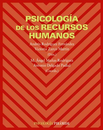 9788436822342: Psicologia de los recursos humanos/ Psychology of Human Resources (Spanish Edition)