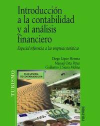 9788436822359: Introducción a la contabilidad y al análisis financiero: Especial referencia a las empresas turísticas (Economía Y Empresa)
