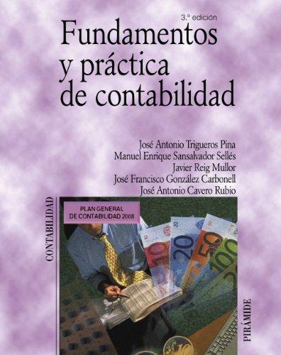 9788436822403: Fundamentos y practica de contabilidad/ Fundamentals and accounting practices (Economia Y Empresa) (Spanish Edition)