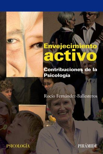 9788436822496: Envejecimiento activo / Active Aging: Contribuciones de la psicologia / Constributions of Psychology (Spanish Edition)