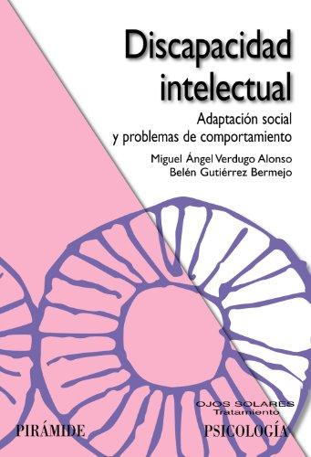 9788436822601: Discapacidad intelectual: Adaptación social y problemas de comportamiento (Ojos Solares)