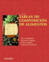Tablas de composicion de alimentos / Food: Moreiras, Olga, Carbajal,