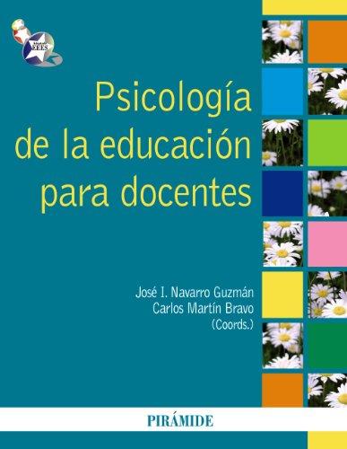 9788436824018: Psicología de la educación para docentes