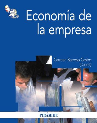 9788436824254: Economía de la empresa (Economía Y Empresa)