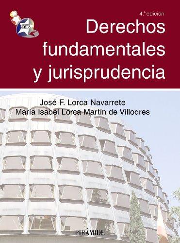 9788436824476: Derechos fundamentales y jurisprudencia