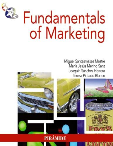 9788436825435: Fundamentals of Marketing / Fundamentos de Marketing (Economia Y Empresa / Economics and Business)