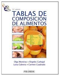 Tablas de composicion de alimentos / Food: Tuni, Olga Moreiras;