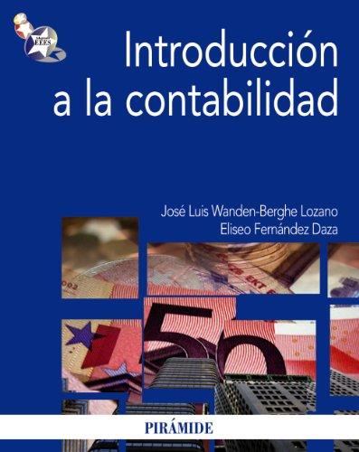 INTRODUCCIÓN A LA CONTABILIDAD: José Luis Wanden-Berghe