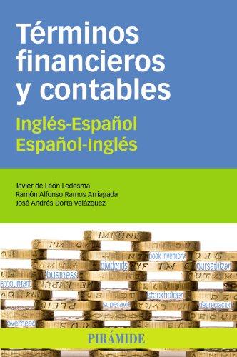 9788436827170: Términos financieros y contables: Inglés-Español/Español-Inglés (Economía Y Empresa)