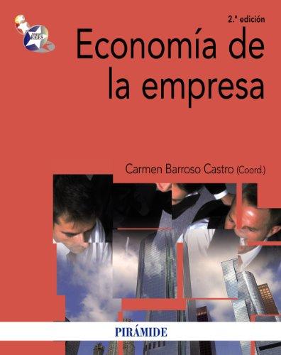 9788436827194: Economía de la empresa (Economía Y Empresa)