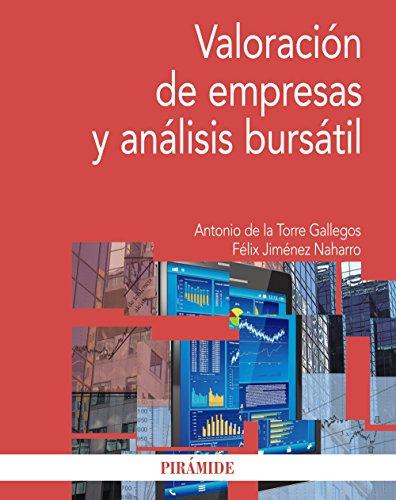 9788436831153: Valoración de empresas y análisis bursátil