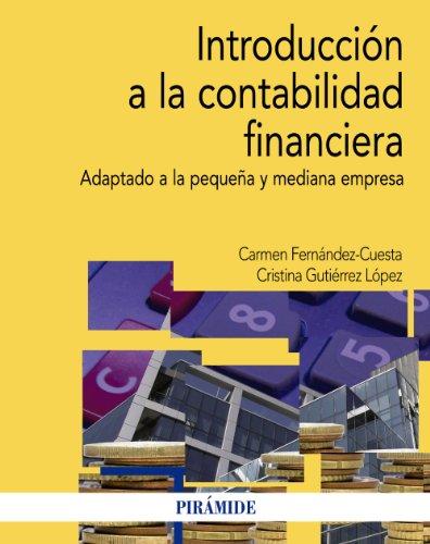 9788436831412: Introducción a la contabilidad financiera