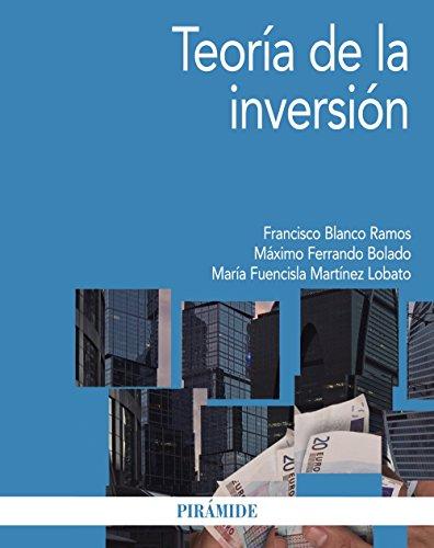 TEORIA DE LA INVERSION.(ECONOMIA Y ADMINISTRACION)