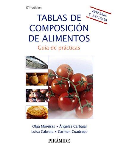 9788436833638: Tablas de composición de alimentos