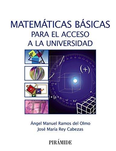 9788436834291: Matemáticas básicas para el acceso a la universidad