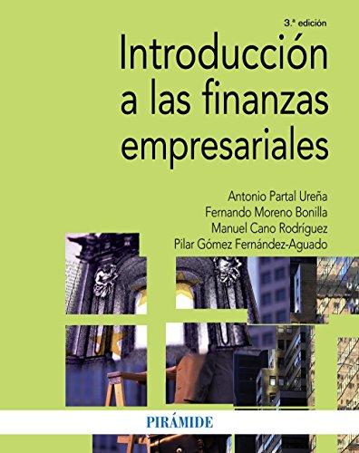9788436835144: Introducci�n a las finanzas empresariales