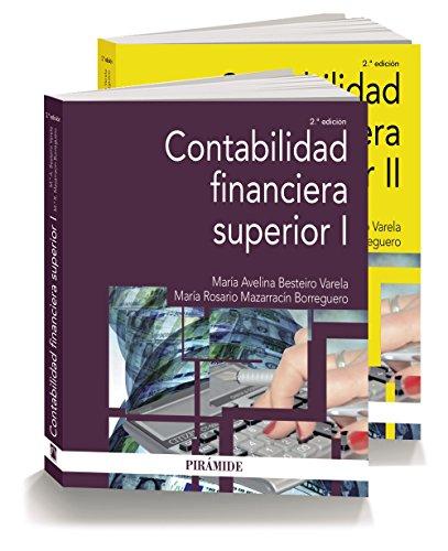 9788436835502: Pack-Contabilidad financiera superior (Economía y Empresa)