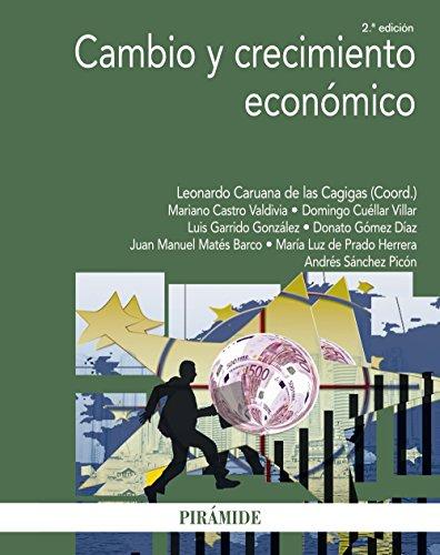 Cambio y crecimiento económico: Sánchez Picón, Andrés;
