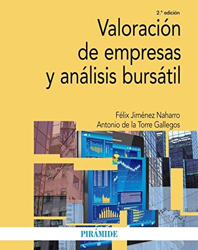 9788436836905: Valoración de empresas y análisis bursátil (Economía Y Empresa)