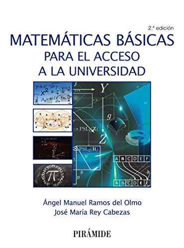 9788436837100: Matemáticas básicas para el acceso a la universidad