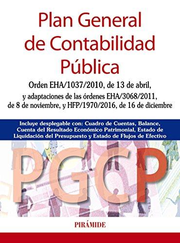 9788436838671: Plan General de Contabilidad Pública (Economía Y Empresa)