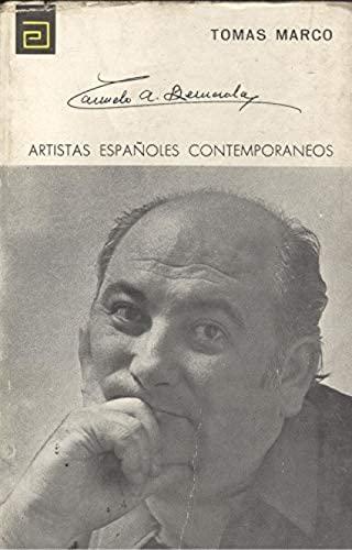9788436900484: Carmelo A. Bernaola (Artistas españoles contemporáneos ; 118 : Serie Músicos) (Spanish Edition)