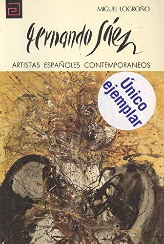 "9788436905694: Fernando Sáez (Colección ""Artistas españoles contemporáneos)"